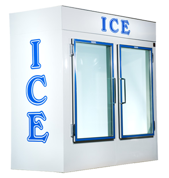 ICE MAID® Ice Merchandisers